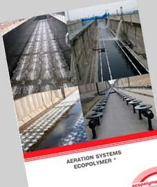 Aeration systems Ecopolymer